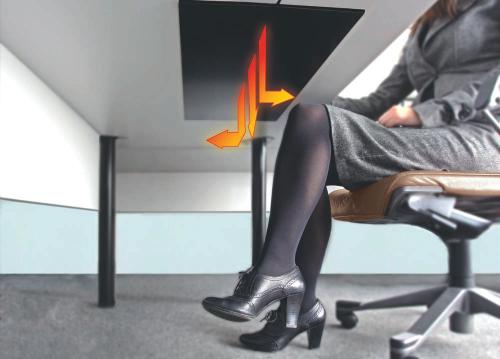 Under Desk Heater